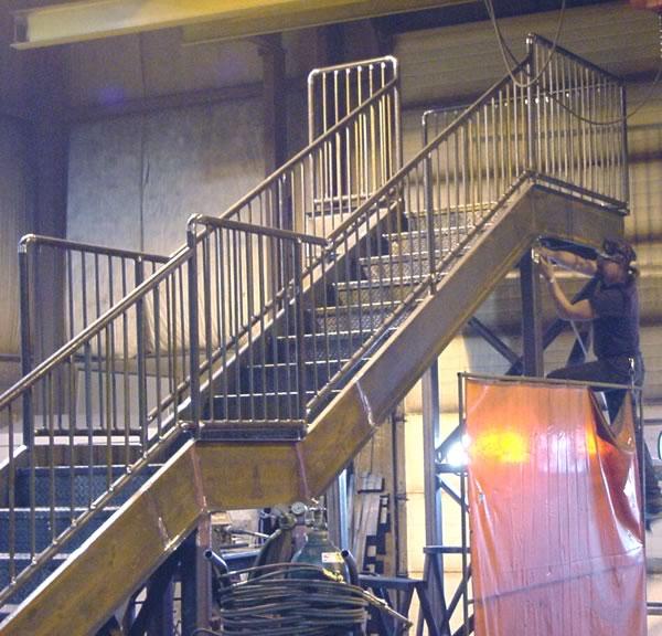 Steel Fabricator Applications - Fab Tech V Industries